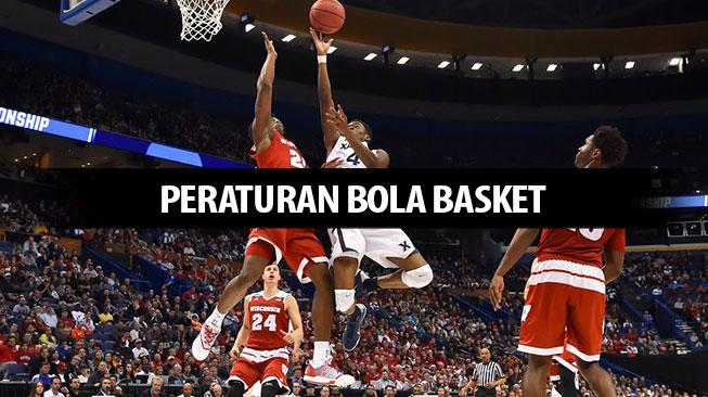 Pengetahuan Dasar Peraturan Bola Basket