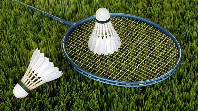 cabang olahraga badminton