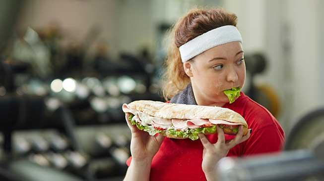 Jangan Makan yang Berat Sebelum Senam